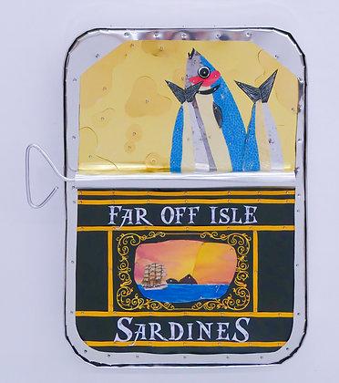 Emily Wamsley, Far Off Isle Sardines