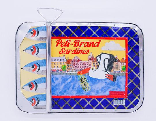Emily Wamsley, Peli-Brand Sardines