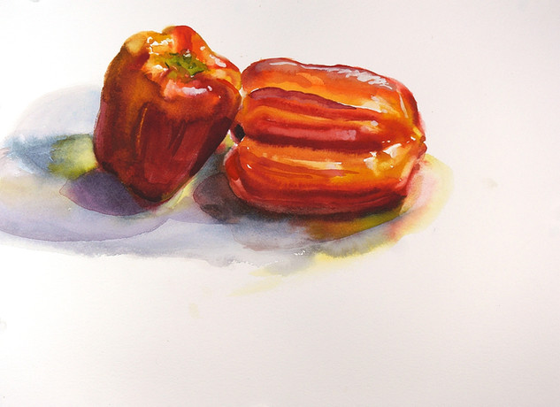 Striped Peppers