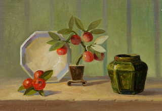 John Rizzotto, Ginger Jar