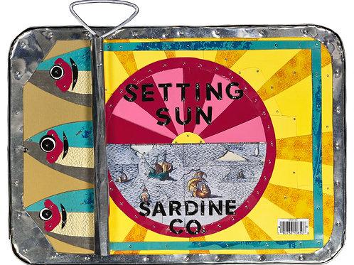 Emily Wamsley, Setting Sun Sardines