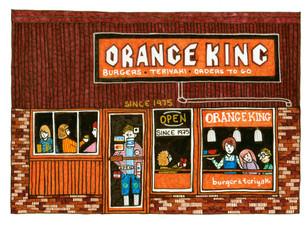Orange King (University District)