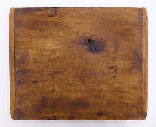 Antique Civil War-era Bread Board