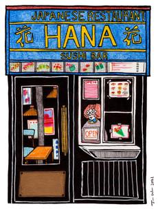 Hana Sushi (Capitol Hill)
