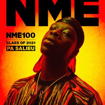 Pa Salieu | NME Cover