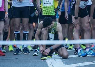 Vorbereitung Marathon