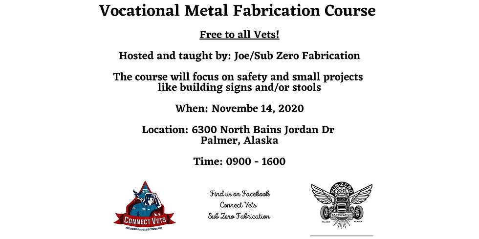 Intro To Metal Fabrication