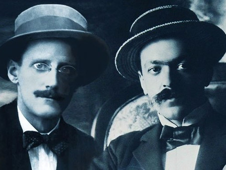 "Italo Svevo: ""My moments with Dostoevsky and Joyce"", Translated by Aurora bernardini"