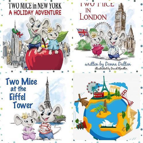 BUNDLE-ALL THREE BOOKS