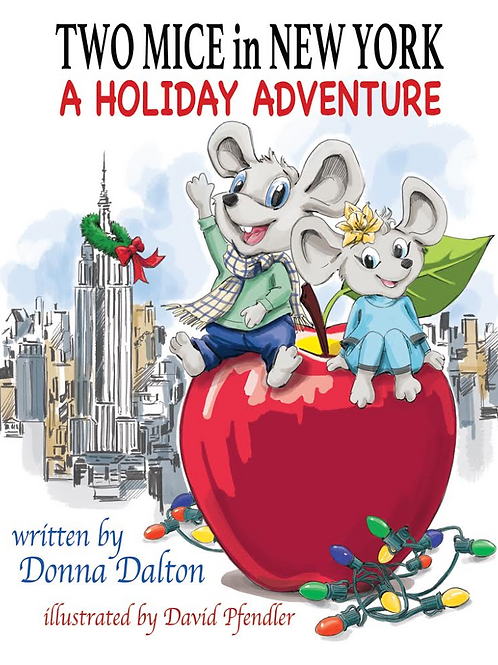 Two Mice in New York:  A Holiday Edition