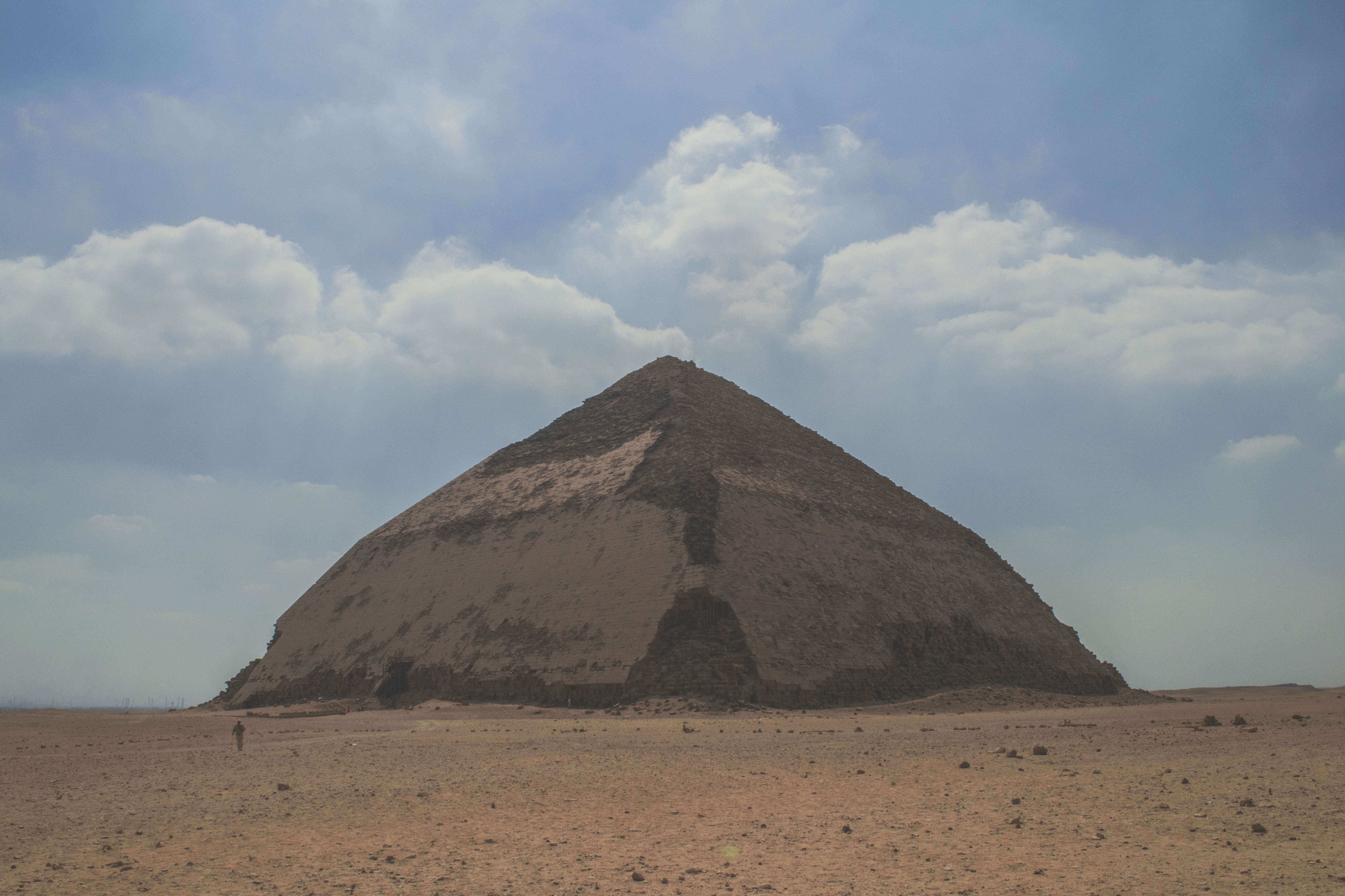 Bent Pyramid, Giza, Egypt