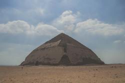 Bent Pyramid, Giza, Egypt