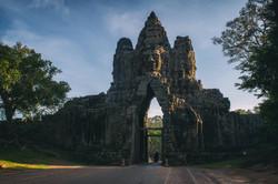 South Gate, Siem Reap, Cambodia