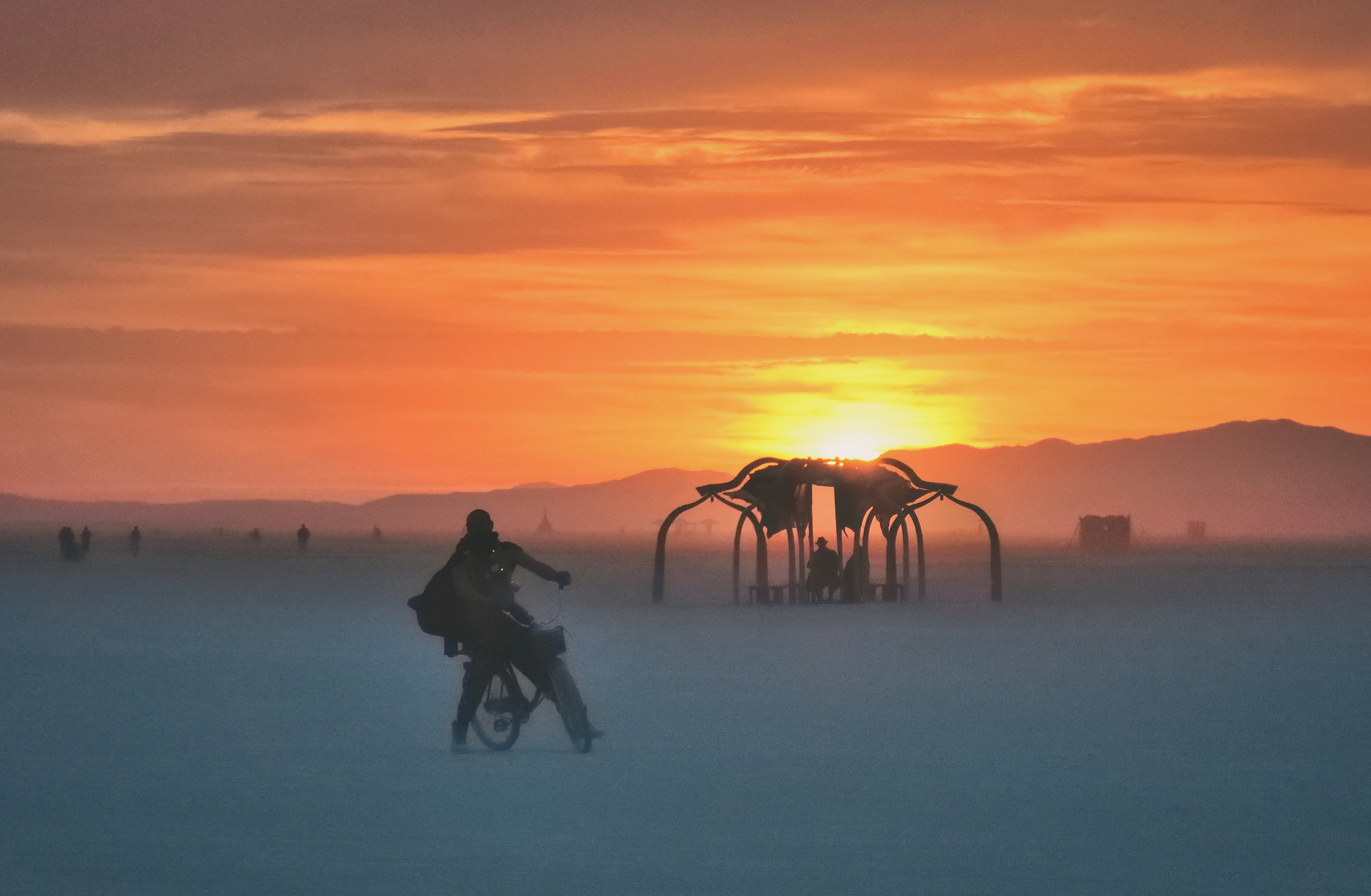 Burning Man, Nevada