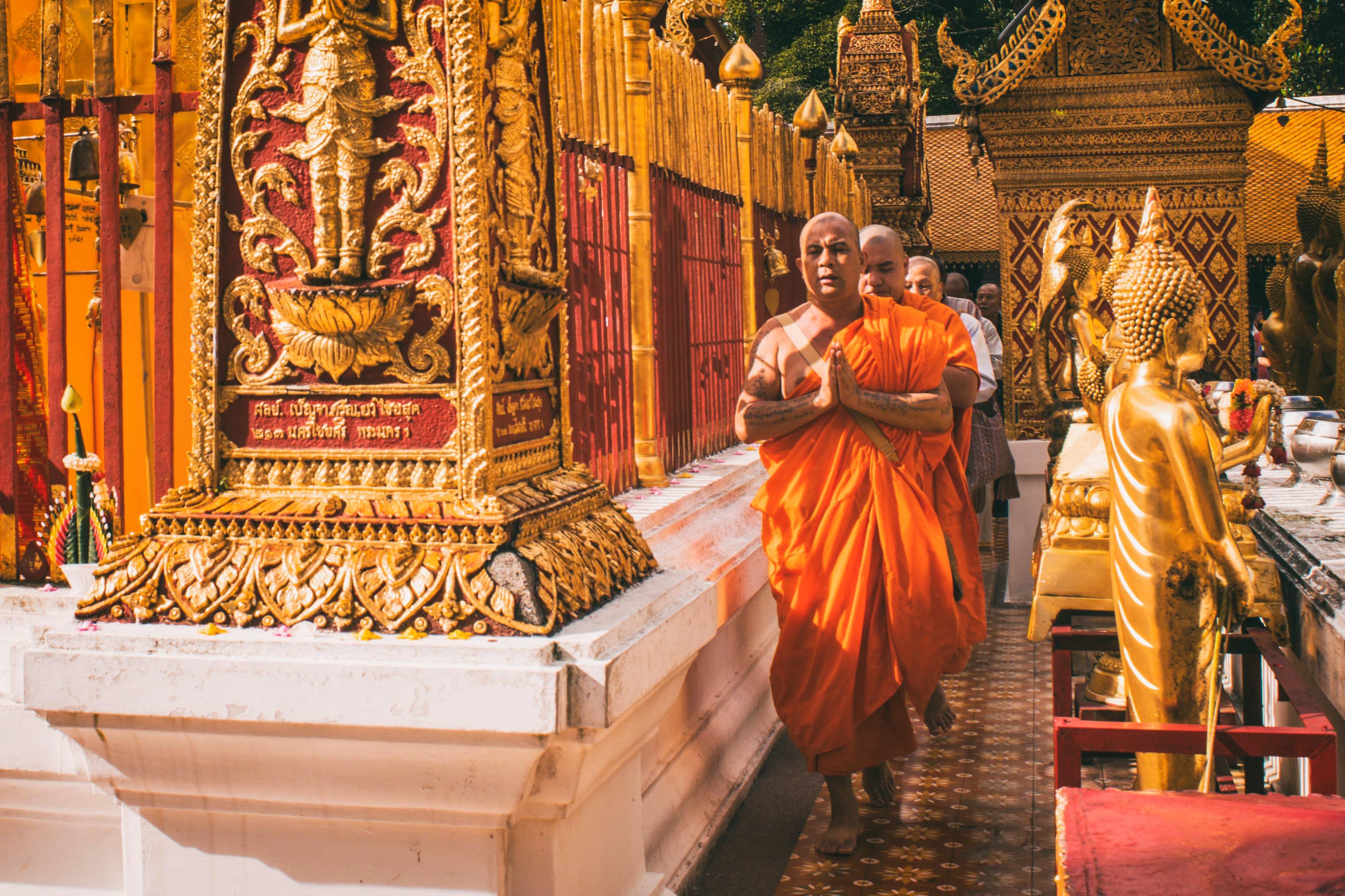 Doi Suthep, Chiang Mai, Thailand