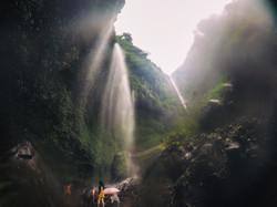 Madakaripura Falls, Java, Indonesia