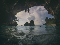 Phra Nang Cave Beach, Thailand