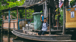 Bangkok Canals, Thailand