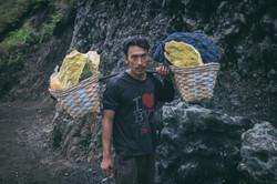 Kawah Ijen, East Java, Indonesia