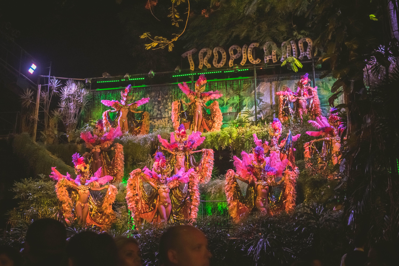 Tropicana Club, Havana, Cuba