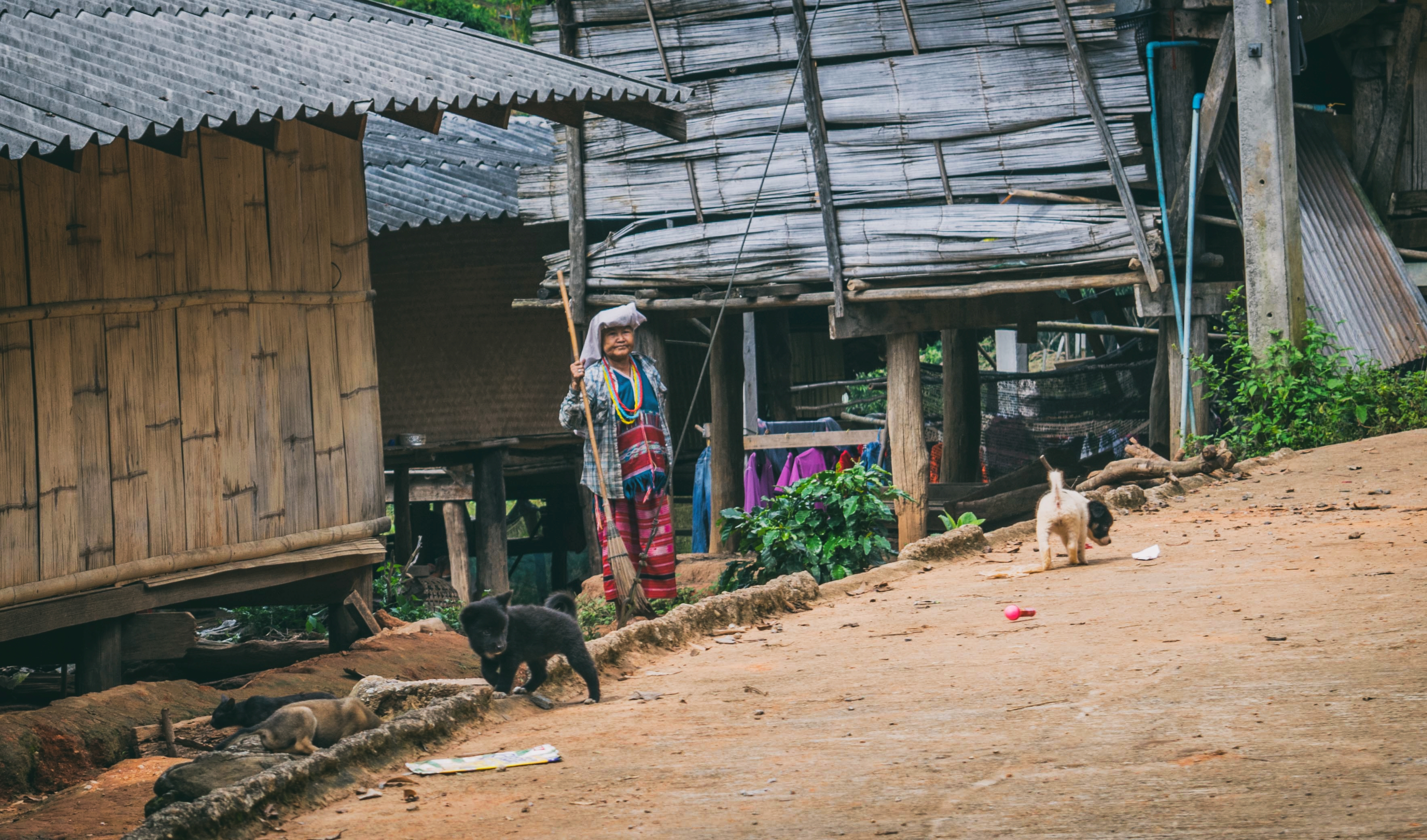 Karen Hill Tribe, Northern Thailand
