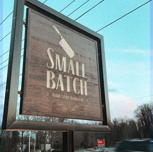 Small Batch Barbeque: Lynchburg, VA