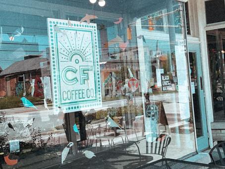 Calvin Fletcher Coffee Company: Fountain Square, IN