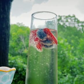 Fourth of July Sparkler Cocktail