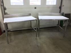 Fabrication de table