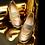Thumbnail: Bailarina niña de cuero laminada