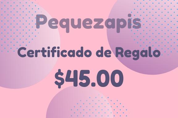 Certificado de Regalo