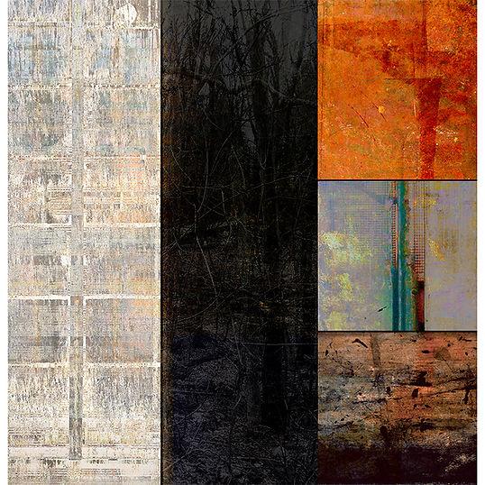 Reach 2, 2020, digital painting