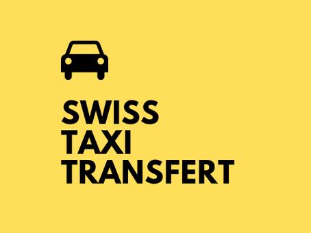 Comment réserver un taxi en Suisse ?