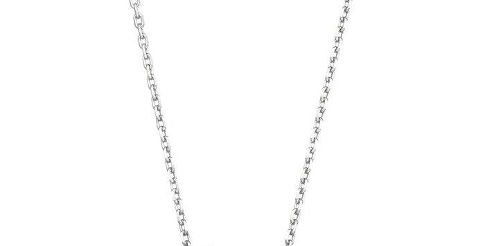 Swarovski smykke Swan, hvit