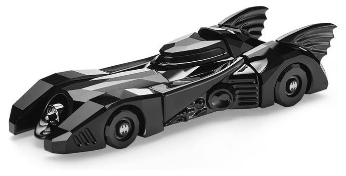 Swarovski figurer Disney Batmobile
