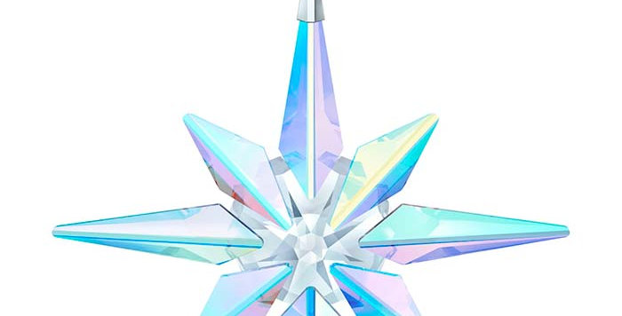 Swarovski figurer Star Ornament