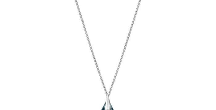 Swarovski smykke Spirit Necklace, blue