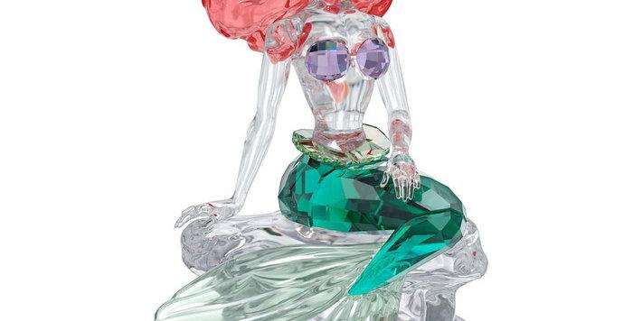 Swarovski figur The Little Mermaid Ariel