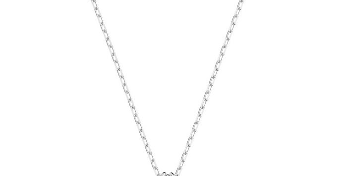 Swarovski smykke Attract Cluster, hvitt