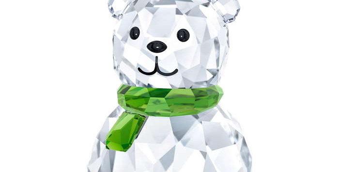 Swarovski figurer Rocking Polar Bear