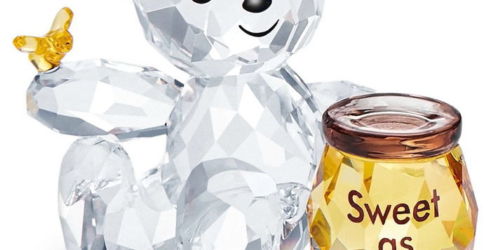 Swarovski figurer Kris Bear - Sweet As Honey
