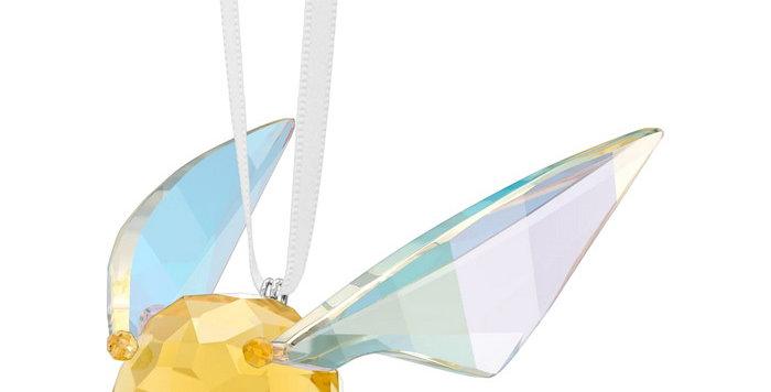Swarovski figurer Harry Potter Golden Snitch Ornament