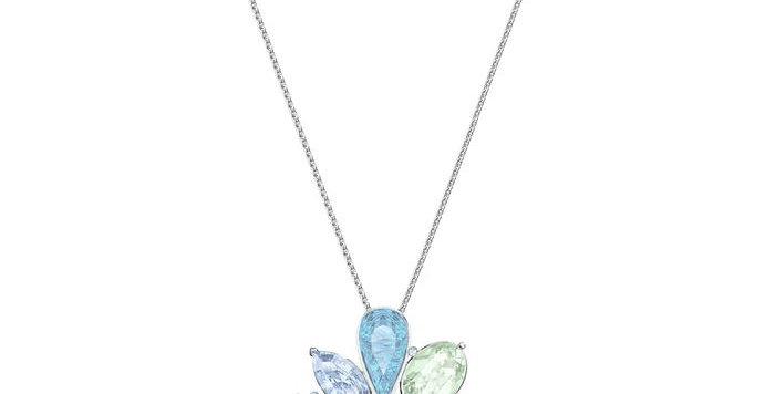 Swarovski smykke Sunny Flower, lys multi-farget
