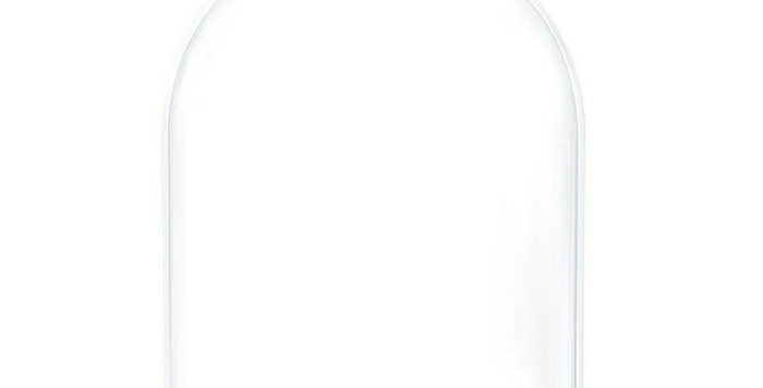 Swarovski figur Bell Jar Display, small