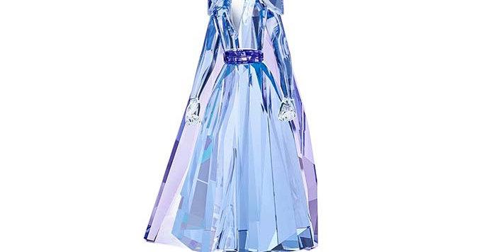 Swarovski figurer Disney Frozen 2 - Elsa