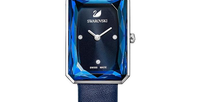 Swarovski klokke Uptown, blå