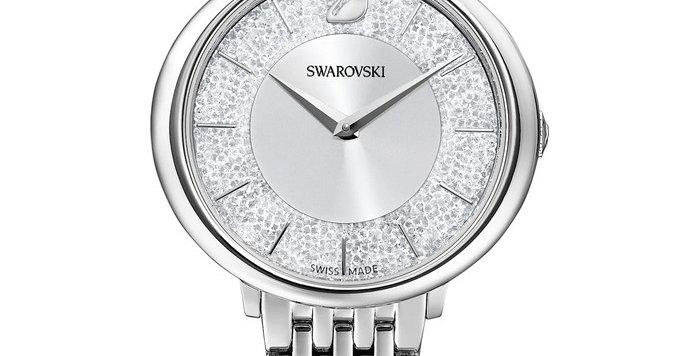 Swarovski klokke Crystalline Chic, hvitt