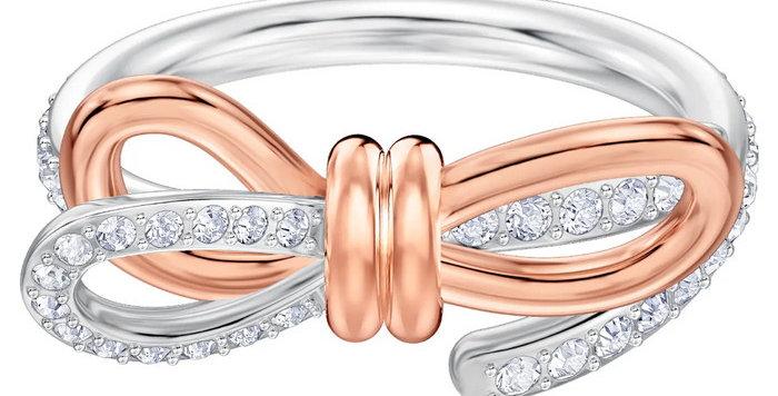 Swarovski ring Lifelong Bow Medium