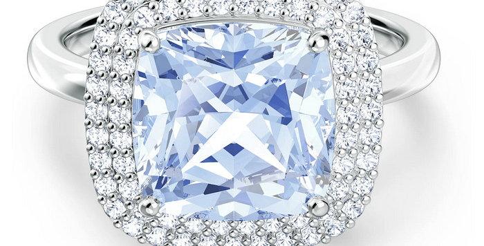 Swarovski ring  Angelic, blå