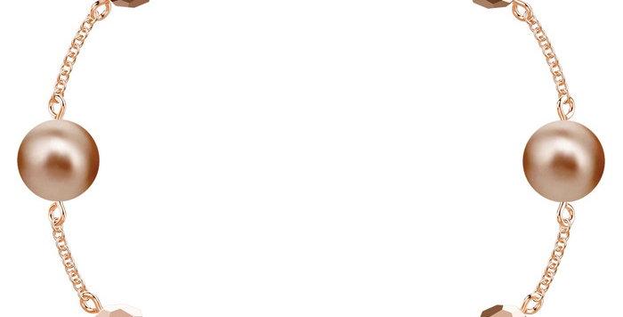 Swarovski armbånd Remix Collection, flerfarget